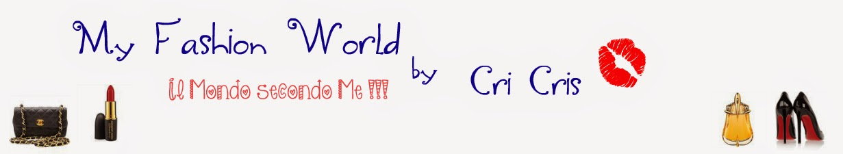My Fashion World by Cri Cris