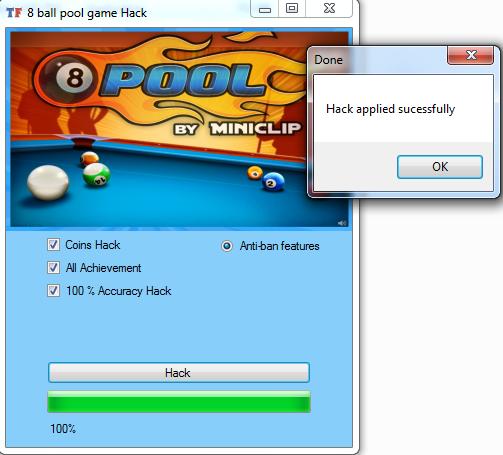 8 Ball Pool Hack PC ~ Free Android & iOS Hacks Cheats ...