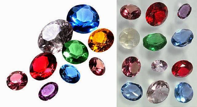 Les Pierres Précieuses Magiques Et Gemmes Mystiques dans astrologique gems