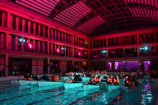 rosie slade life of pi swimming pool cinema