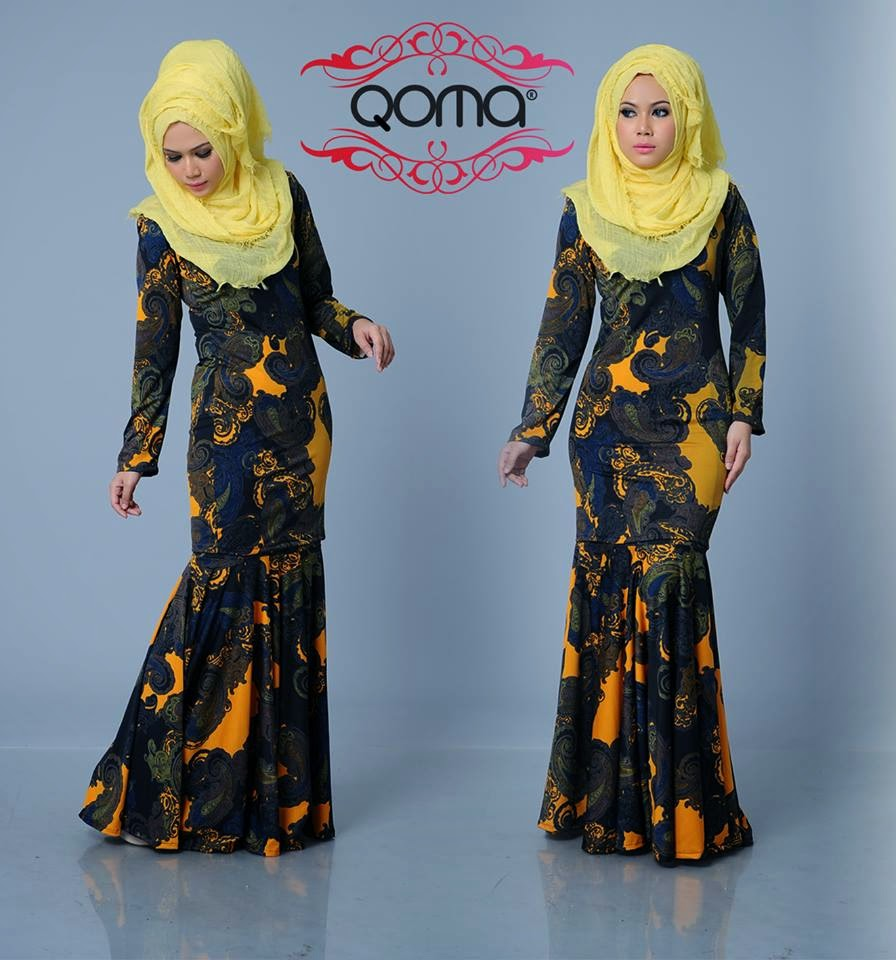 kurung maleeka by qoma boutique belezza boutique. Black Bedroom Furniture Sets. Home Design Ideas