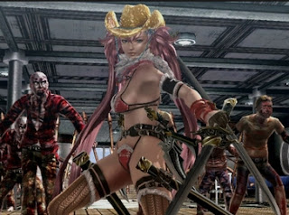 GIOCO ONECHANBARA Z2: CHAOS PER PS4 - VIDEO TRAILER E RECENSIONE