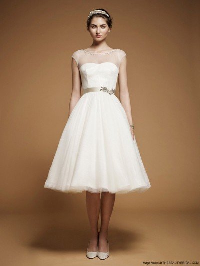 The Dream Wedding Inspirations Simple Short Wedding Dresses