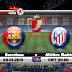 مشاهدة مباراة أتلتيكو مدريد وبرشلونة بث مباشر كأس ملك أسبانيا Atlético Madrid vs Barcelona
