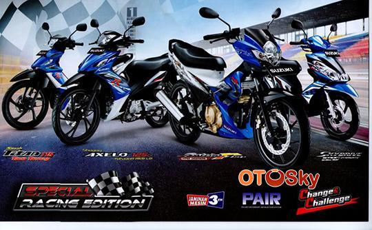 Gambar Motor Suzuki