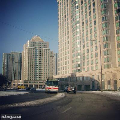 PartI Bus in Toronto