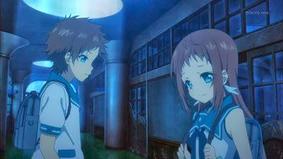 Nagi no Asukara Episode 12 Subtitle Indonesia - Anime 21