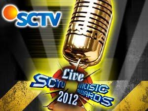 daftar pemenang sctv music award 2012