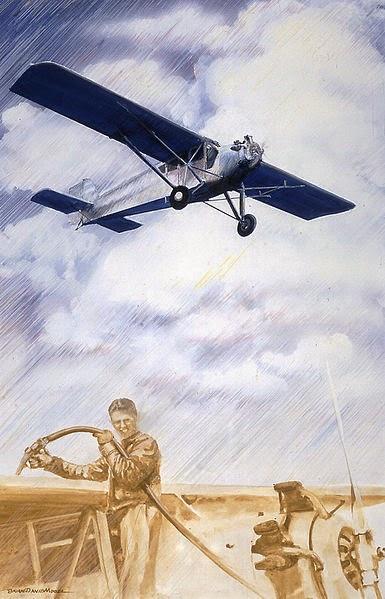 Ilustración de Corrigan, por Brian Moose