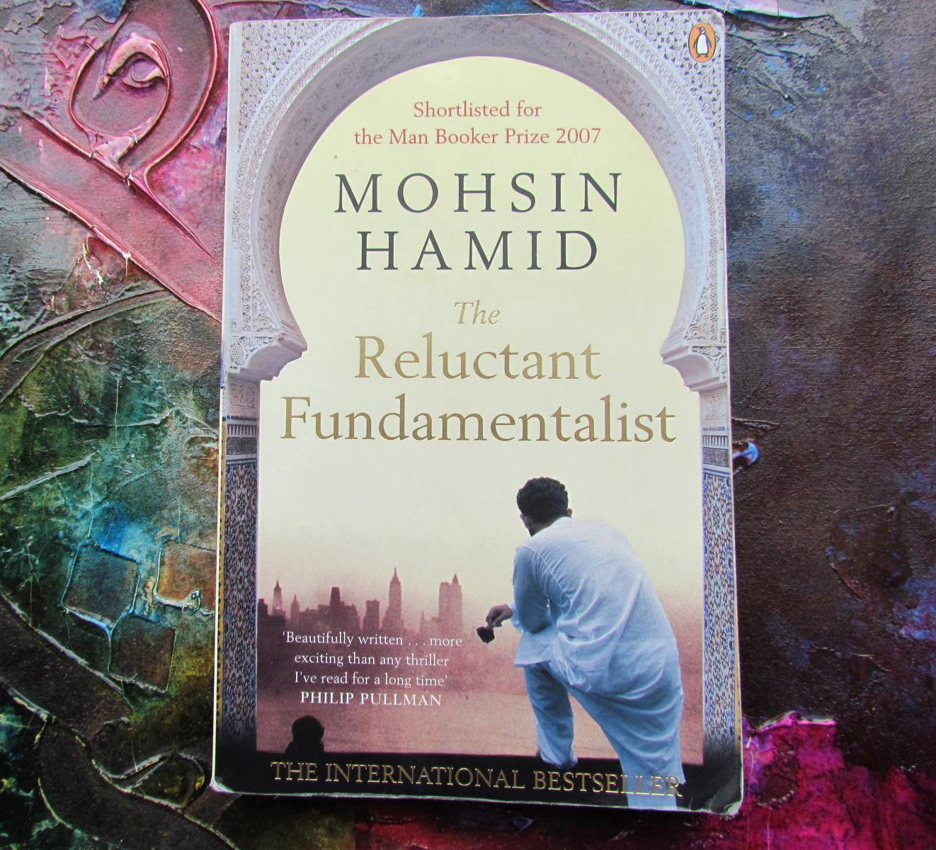 reluctant fundsamentalist review My review of how to get filthy rich in rising asia: pick up a copy of the reluctant fundamentalist by mohsin hamid:.