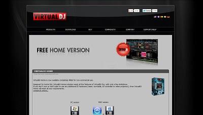 VirtualDJ, Audio Video Player