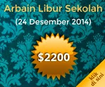 Paket Arbain Desember 2014
