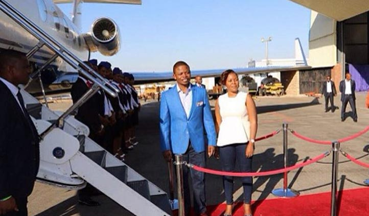 South African-based Malawian Pastor Buys Third Private Jet In 3 Years (Photos)