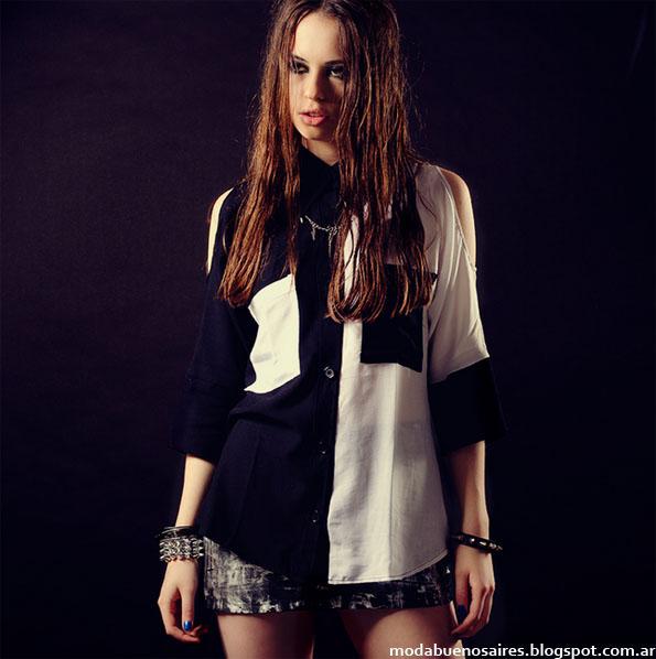 Emma Clothes verano 2013. Moda.