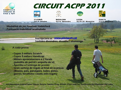 Circuit ACPP Pitch and Putt 2011