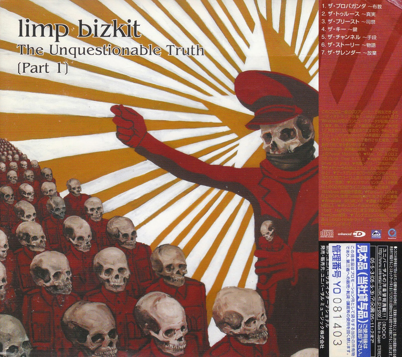 Discografia Limp Bizkit 320 Kbps MEGA - LaTornamesa