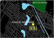 ENTRE AS TRÊS LAGOAS E O CANAL DA MALÁRIA