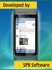 SPB Software and Nokia develop official app for social network Vkontakte in Russia
