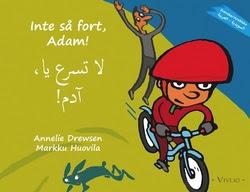 INTE SÅ FORT, ADAM!