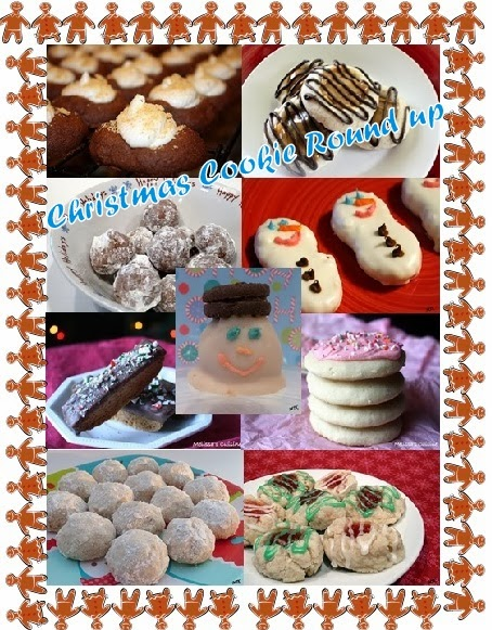 Melissa's Cuisine:  Christmas Cookies {Round Up}
