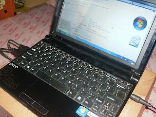 Netbook Axioo Pico DJV