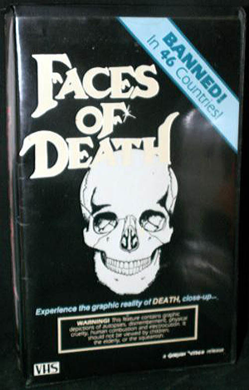 faces of death:
