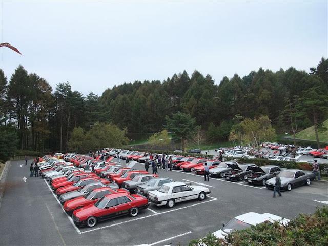 Nissan Skyline R30 japoński sportowy samochód, RWD, lata 80 日本車 日産 スカイライン