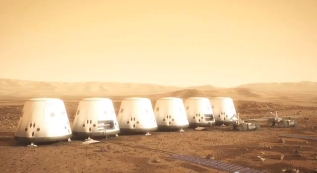 mission mars one pods -#main