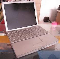 jual powerbook g4 2nd