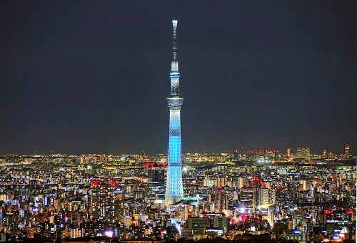 THE WORLD´S TALLEST BUILDING (TELECOM TOWER)
