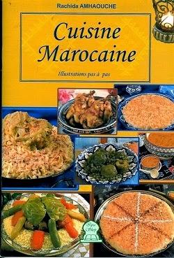 كتاب الطّبخ المغربي للسّيدة رشيدة أمهاوش Rachida+Amhaouche+-+