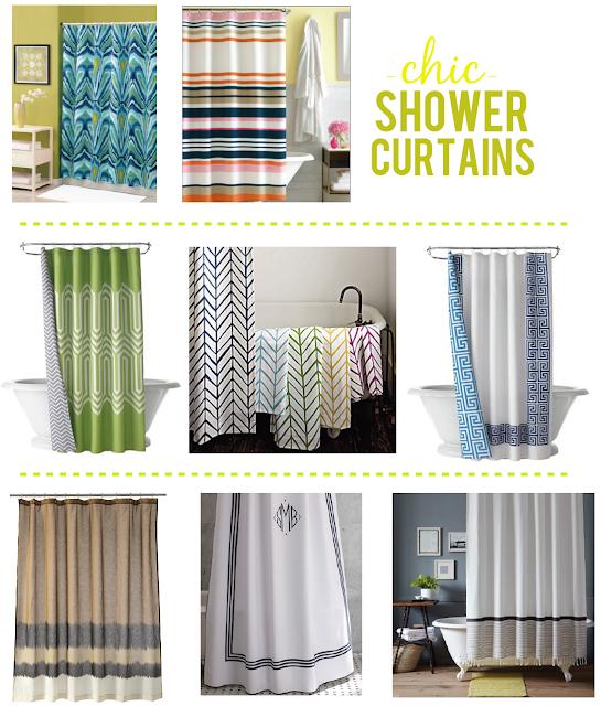 Heirloom & Splendor: Shower Curtains