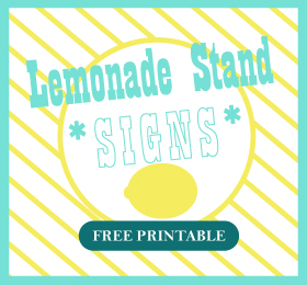 fab: lemonade stand printable - 81.0KB