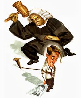 """""""Δεν θα έχει άδικο ο μη νομικός πολίτης αν αναρωτηθεί γιατί το ΕΔΔΑ καταδικάζει συνεχώς την Ελληνική Δημοκρατία για καθυστερήσεις στην απονομή της δικαιοσύνης που παραβιάζουν την Ευρωπαϊκή Σύμβαση."""" - Ο Γιώργος Κτιστάκης είναι αντεισαγγελέας Εφετών"""