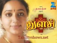 Thulasi 15-06-2013 - Zee Tamil Serial