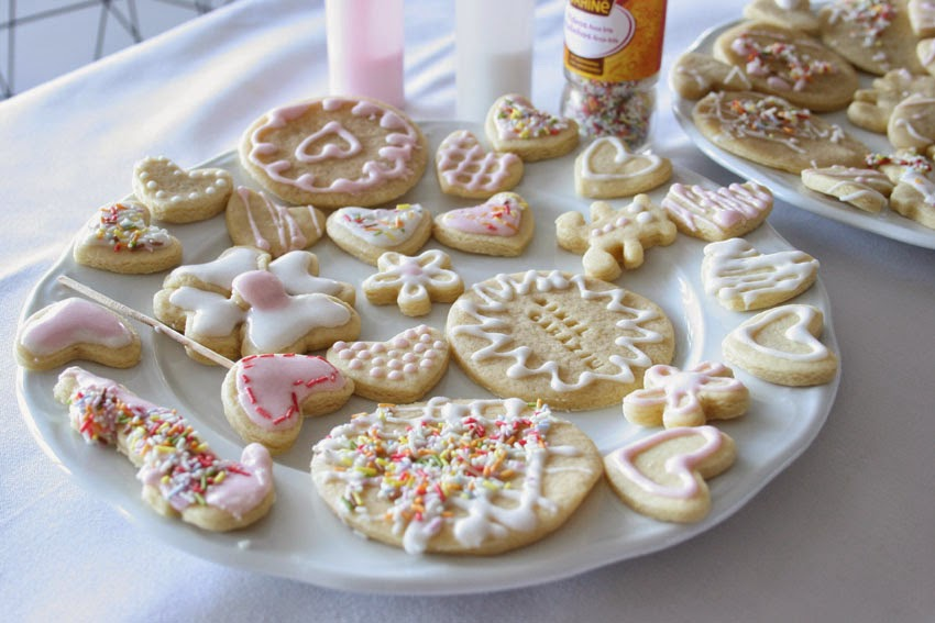 Galletas decoradas emplatadas