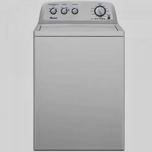 center agitator washing machine