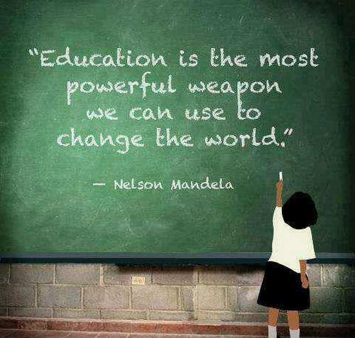 Inspirational Quotes About Education Entrancing Famous Quotes About Education