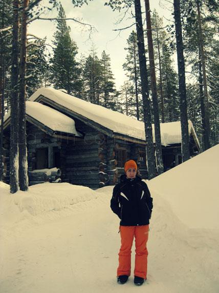 Viaje a la Laponia finesa parte III