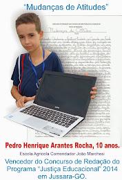 PROGRAMA JUSTIÇA EDUCACIONAL 2014