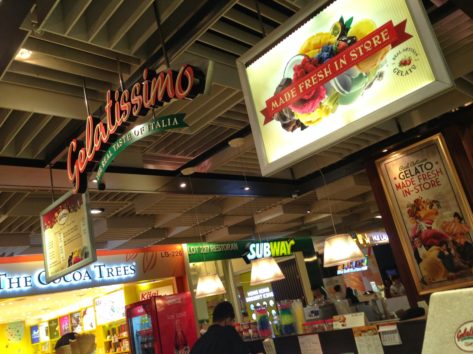 Worthy Book: Gelatissimo- The real taste of Italia
