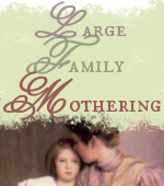 Large family mothering
