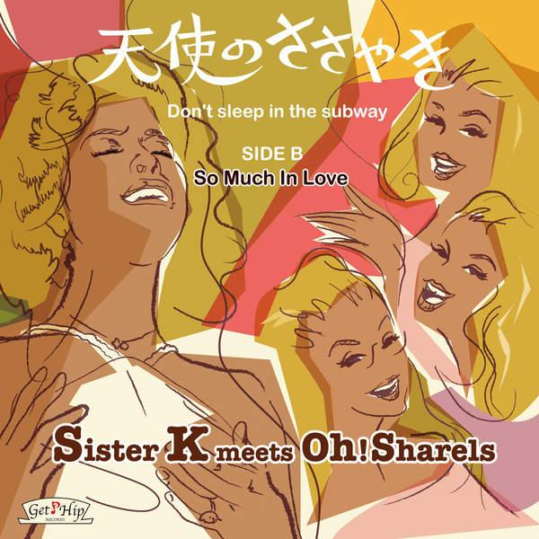 [Single] Sister K meets Oh!Sharels – 天使のささやき (2016.01.01/MP3/RAR)