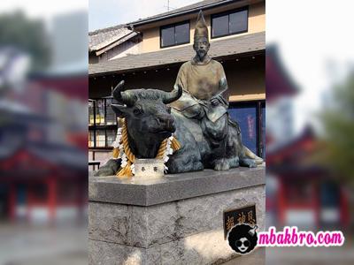 patung Michizane