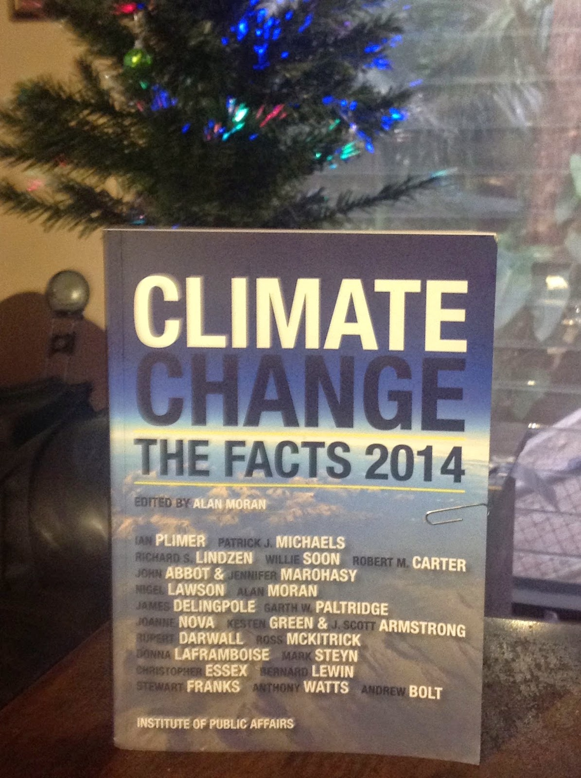 Essays On Climate Change