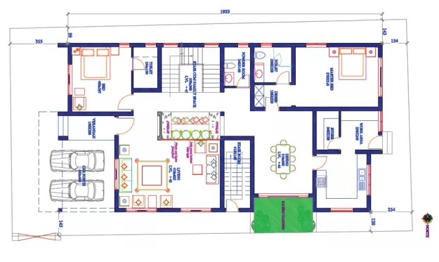 Kerala Model House Plans Free Kerala Building