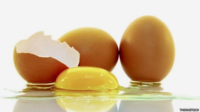 """Logran """"deshervir"""" un huevo hervido"""