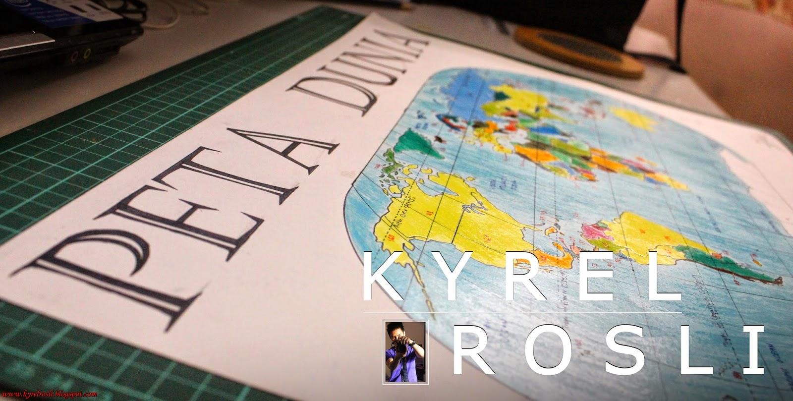 Drawing World Map
