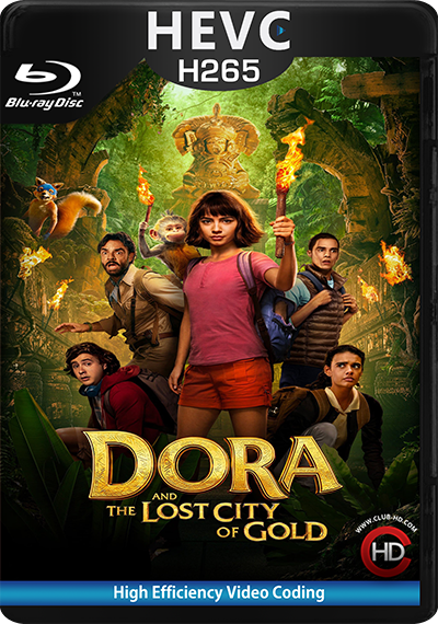 Dora and the Lost City of Gold (2019