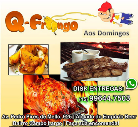 Frango Assado as Domingos